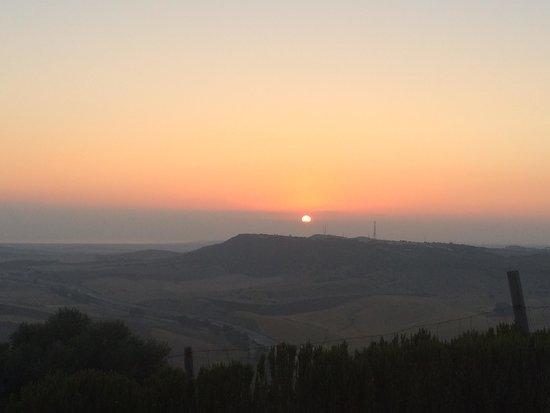 Breathtaking scenery from Casas El Molino