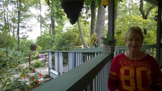 Crooked Oak Mountain Inn: Just relax!