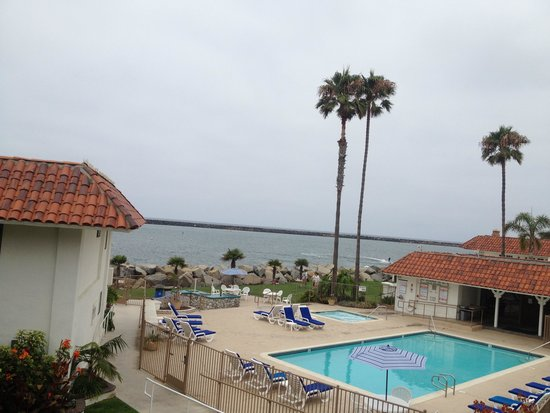 Oceanside Marina Suites: From balcony