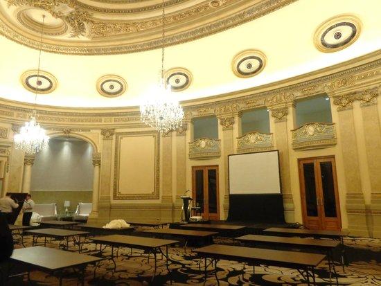 Sofitel Montevideo Casino Carrasco & Spa: Sala de reunião