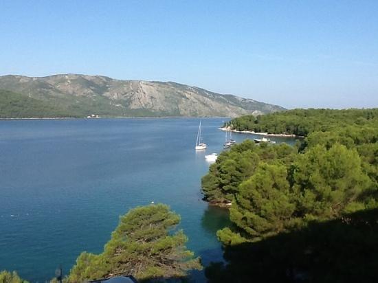 Hotel Arkada: Arkada view