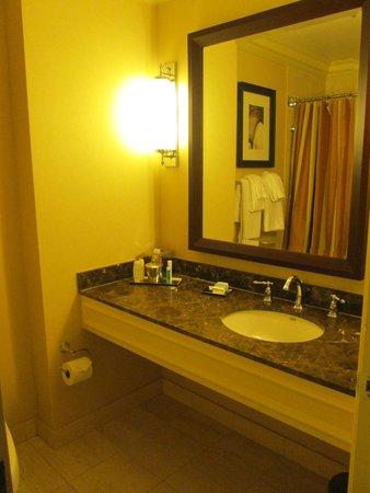 Omni William Penn Hotel: Bathroom vanity