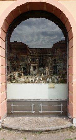 Villa Signorini Events & Hotel : Front of the Diorama