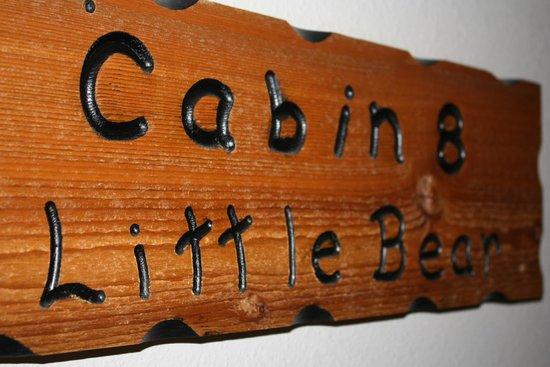 The Lodge at Crooked Lake: Sleeping Room Name