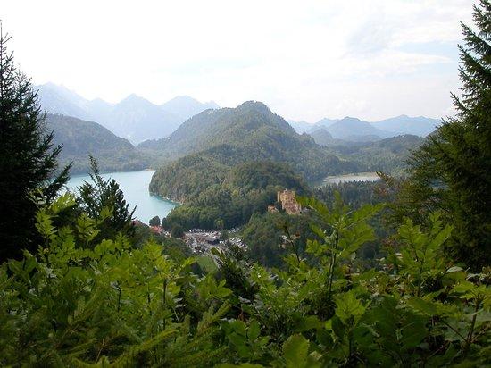 Schloss Hohenschwangau: -
