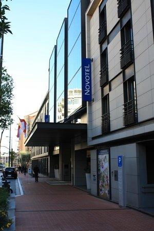 Novotel Monte Carlo: Local agradavel