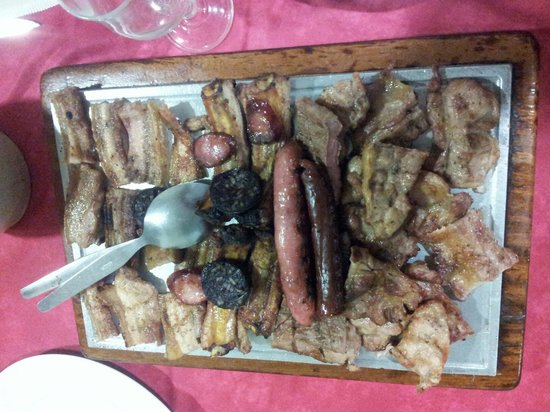 A Grega : Grigliata carne