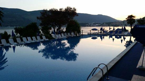 Hunguest Hotel Sun Resort : Pool