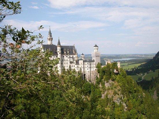 Castillo de Neuschwanstein: .