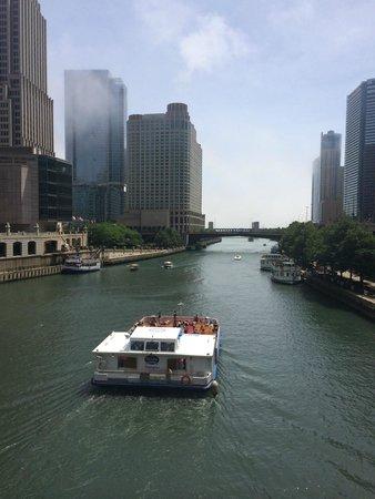 Chicago Riverwalk: Chicago River