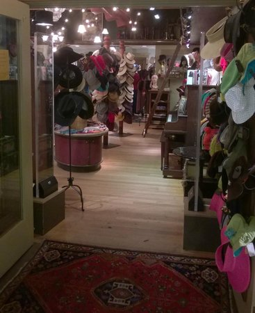 The Granville Island Hat Shop