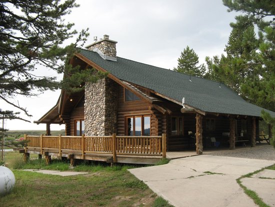 Eagle Ridge Adventures: Lodge at Eagle Ridge Ranch