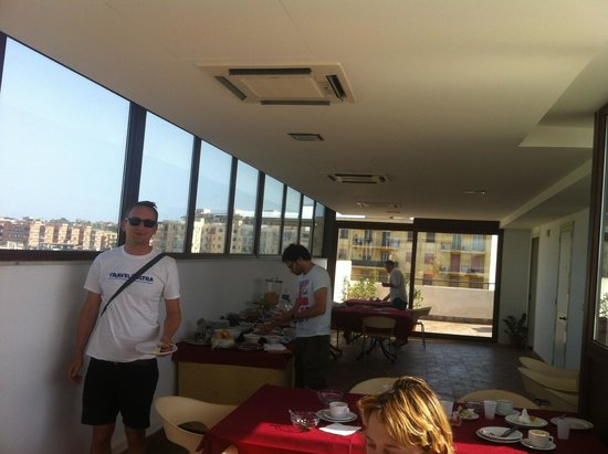 Hotel Centrale Siracusa: Breakfast
