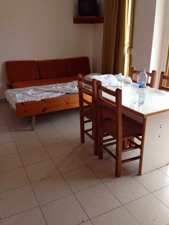 Aparthotel Safari : Stanza per tre persone, non fumatori