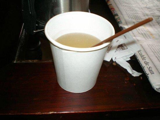 Casa Andina Standard Cusco Plaza: Esencial: té de coca
