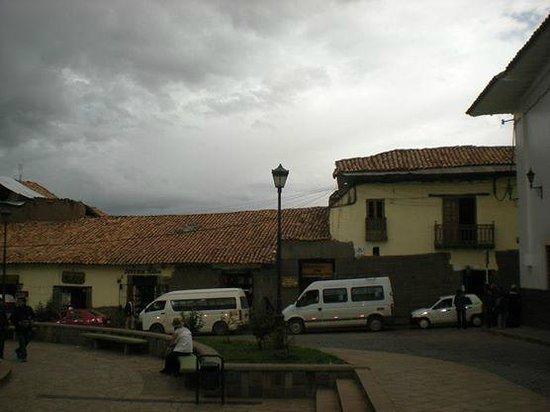 Casa Andina Standard Cusco Plaza: en el Hotel