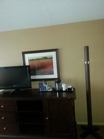 Sheraton Gateway Hotel in Toronto International Airport : tv