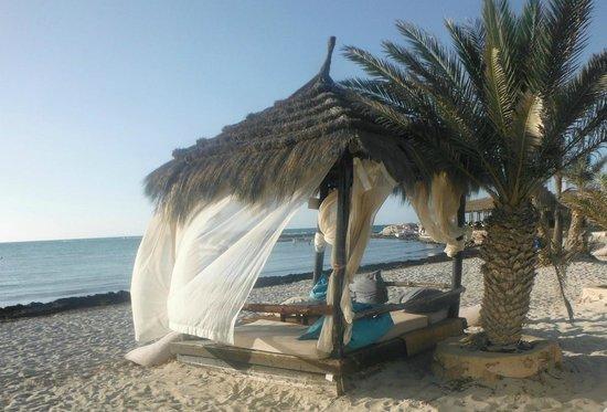 Club Marmara Narjess : plage
