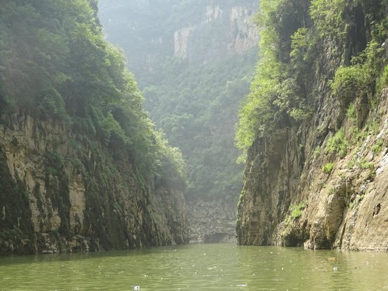Yangtze River: Three litlle gorges