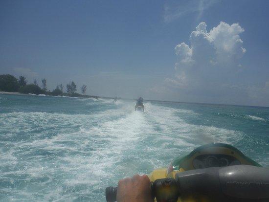 Grand Bahia Principe Coba : jet ski