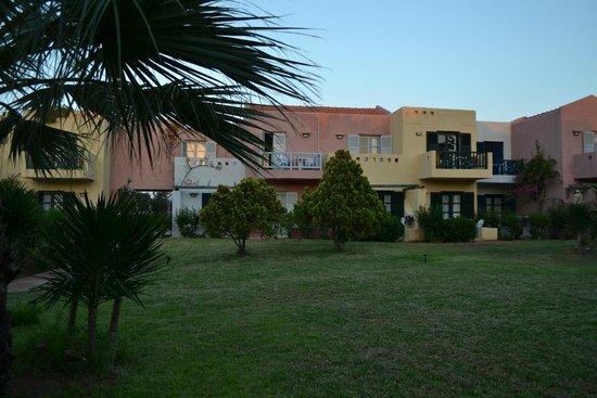 Zorbas Village and Aqua Park: panorama