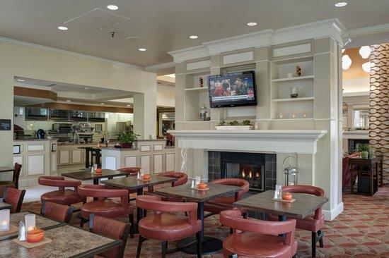 Hilton Garden Inn Tulsa Airport: Dining