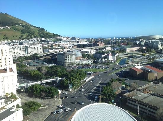 The Westin Cape Town: view from my room