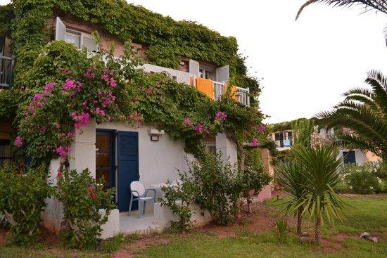 Zorbas Village and Aqua Park: la nostra camera da fuori