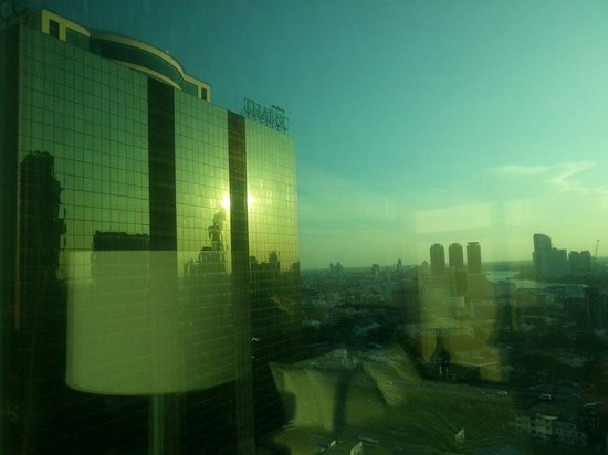 Eastin Grand Hotel Sathorn: View from room