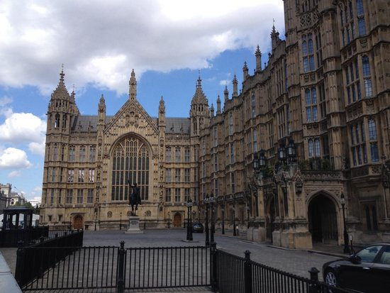 Houses of Parliament: August 2014