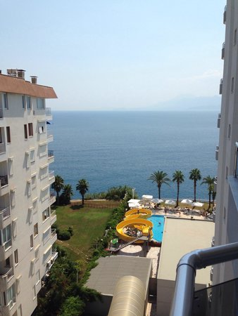 Antalya Adonis Hotel : View from Room 703