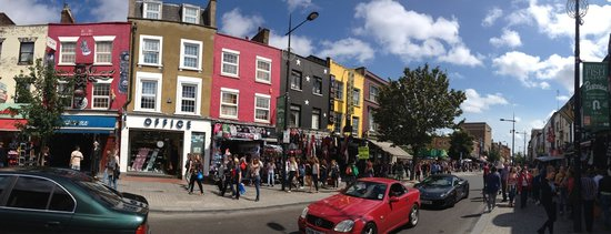 Camden Lock Market : August 2014