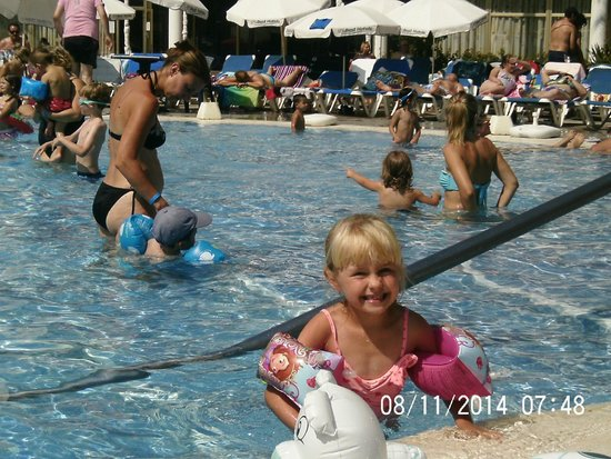 Hotel Best Cambrils: pool