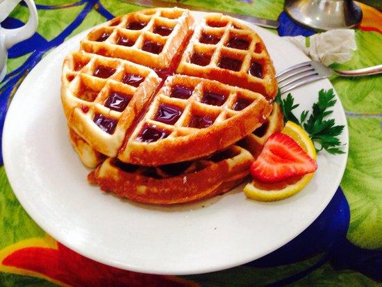 Fredys Tucan : Desayuno