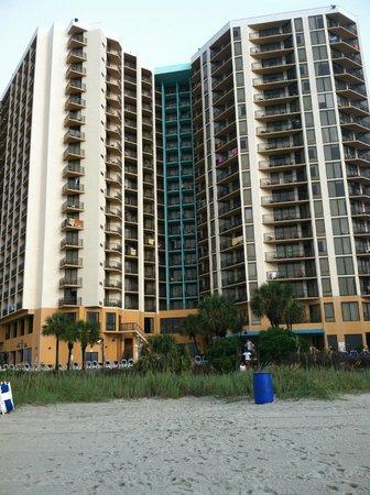 The Patricia Grand, Oceana Resorts: Patricia Grand