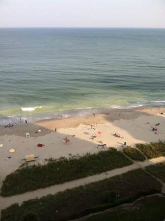 The Patricia Grand, Oceana Resorts: View from the 14th floor