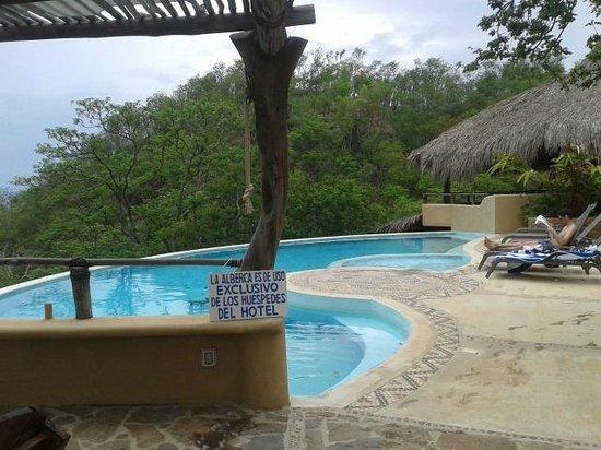 OceanoMar : piscine