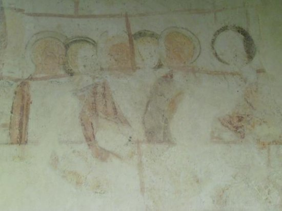 Church of St Thomas a Becket: The last supper