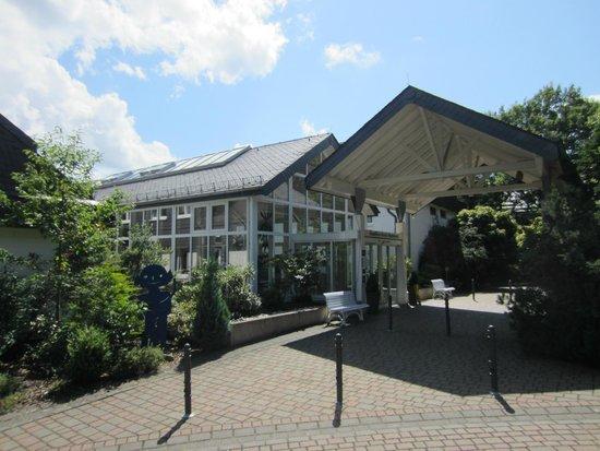 Familien Hotel Hochwald: Haupteingang