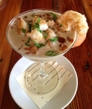 Grits Cafe: Grits Martini