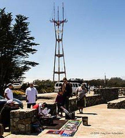 Twin Peaks: Sutro Tower
