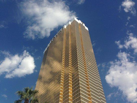 Trump International Hotel Las Vegas: Morning at Trump Las Vegas