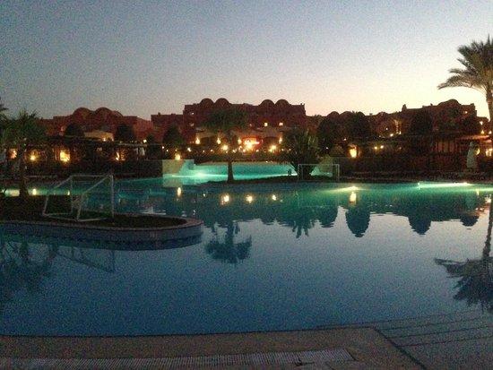 Sharm Grand Plaza : Pool