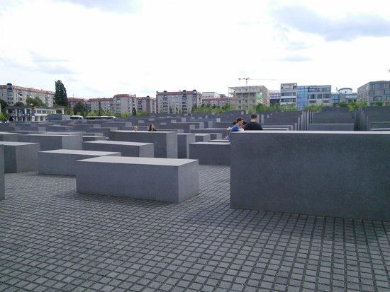 SANDEMANs NEW Europe - Berlin: Jewish memorial
