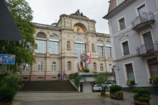 Friedrichsbad Römisch-Irisches Bad: Фридрихсбад