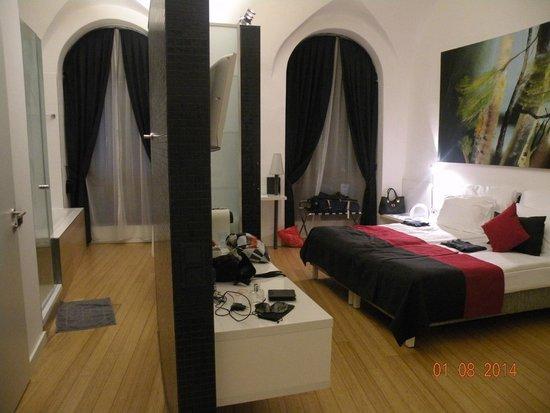 Bohem Art Hotel: Suite