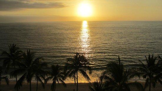 Hyatt Ziva Puerto Vallarta: Sun Rise