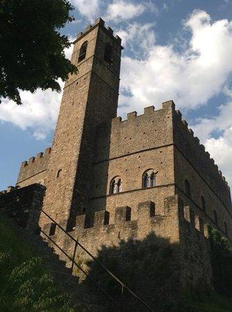 Castello dei Conti Guidi di Poppi: luogo magico