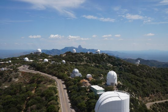 Kitt Peak National Observatory: Observatories