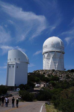 Kitt Peak National Observatory: 4 meter Observatory